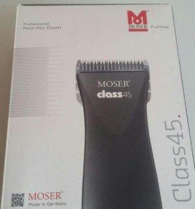 Продам Машинку для стрижки волос   MOSER GLASS 45