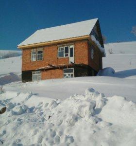 Дом в Сосновке под отделку
