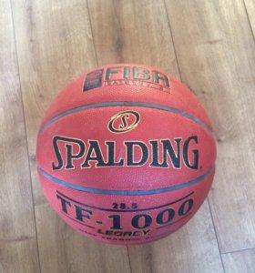 Мяч баскетбольный Spalding TF-1000 Legacy FIBA