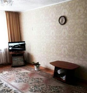 3-к квартира 57.6 м²на 1 этаже