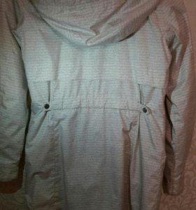Куртка плащ  Каламбия