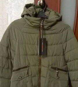 Женская куртка (весна-осень)