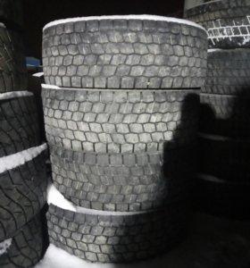 Грузовые шины и диски новые и б/у
