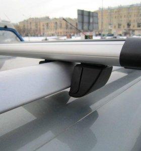 Багажник на рейлинги аэродинамический