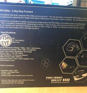 Видео экшн Bullet HD 1080 PRO