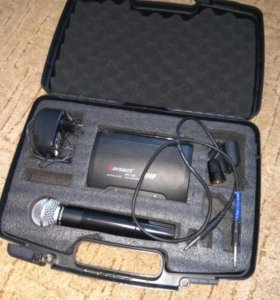 Радиосистема с ручным микрофоном