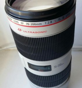 Canon 70-200mm f2,8 L ll is USM