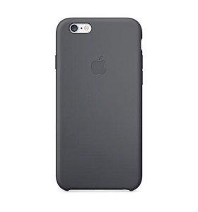 Пластиковые чехол на iPhone 6