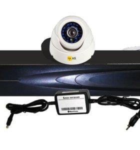 Комплект AHD видеонаблюдения на одну камеру