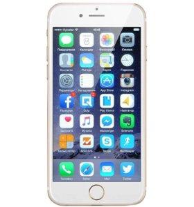 Iphone6 gold 16gb