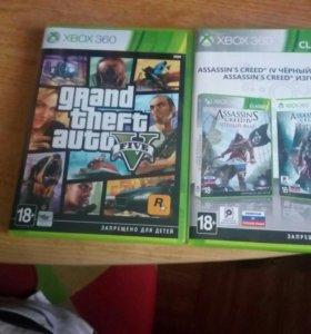 Игры на Xbox 360