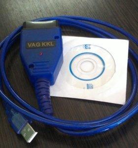 Программный сканер VAG409.1 VAG-COM KKL USB