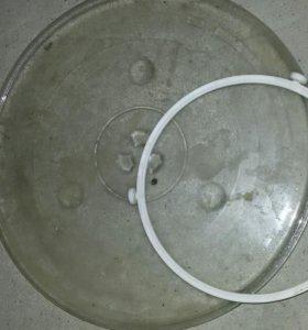 Тарелка от микроволновки