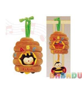 Музыкальная подвесная игрушка Kis kids.