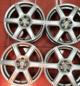 Литьё R17 Bridgestone Vaggio SJ6 5*100