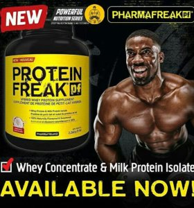 PHARMA FREAK PROTEIN FREAK