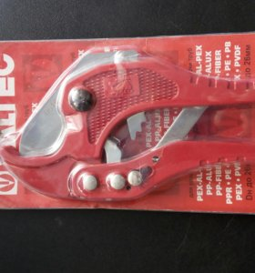 Ножницы по полипропилену и металопласту