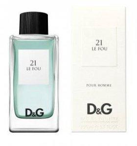 Парфюм D&G Anthology Le Fou 21 Dolce&Gabbana