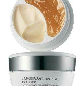 Крем для кожи вокруг глаз Avon Anew Clinical