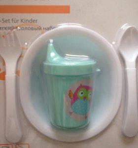 Новая детская посуда