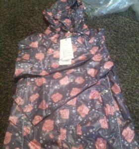 Новая курточка ветровка