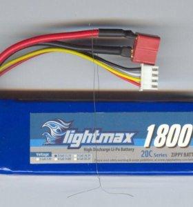 Li-Po  11.1V 1800mAh 3S1P 20C