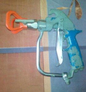 Пистолет малярный Graco