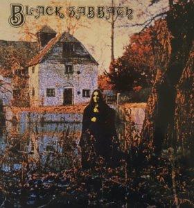 Винил Black Sabbath 1970. 180 gram.