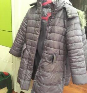 пальто зима 104