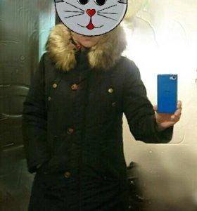 Куртка-Парка. Зимняя. Новая