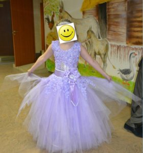 Платье на 10-11 лет