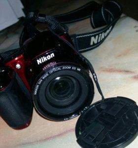 Продам фотокамеру Nicon COOLPIX L830