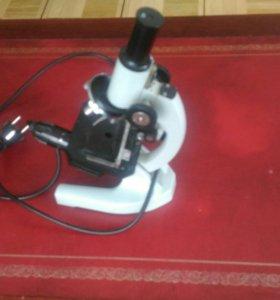Микроскоп электрический
