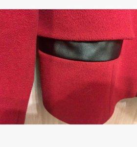 Кашемировый пиджак (Новый)