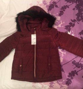 Куртка на 4 года