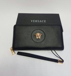 Мужской кошелёк Versace