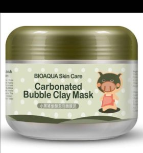 Маска Bubble Clay Mask