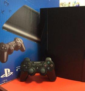 Sony PlayStation 3 SS 12gb + игра на выбор