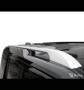 Рейлинги Land Rover Discovery 4