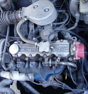 Двигатель Опель ВектраА