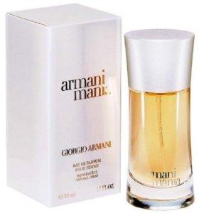 "Туалетная вода Giorgio Armani ""Armani Mania Woman"""