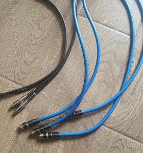 RCA провода , межблочники