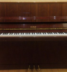 Пианино Petrof