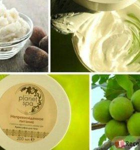 SPA Крем-суфле для тела с маслом Ши