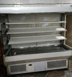Холодильная витрина открытого типа