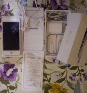 iPhone 5 32gb LTE