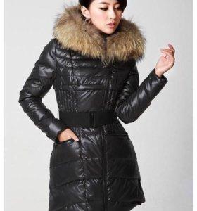 Новая куртка на зиму