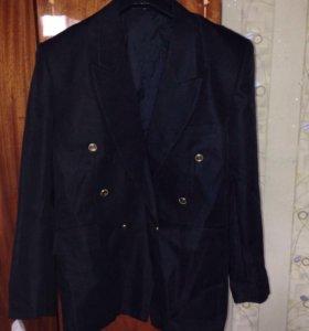 Новые мужские пиджаки 52
