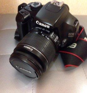 Фотоаппарат Canon в идеальном состоянии