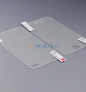 Защитная пленка iphone 4(на обе стороны)